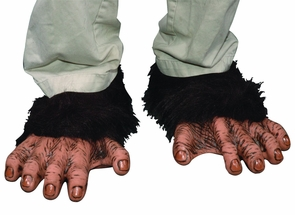 Chimp Feet Costume