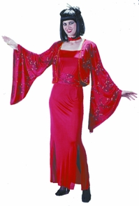China Doll Adult Sml/med Costume