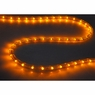 Christmas Lighting LED Rope Light 150ft Saffron w/ Connector