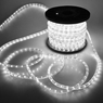 Christmas Lighting LED Rope Light 150ft White II w/ Connector