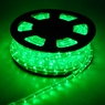 Christmas Lighting LED Rope Light 50ft Green w/ Connector
