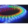 Christmas Lighting LED Rope Light 50ft Multi-Color w/ Connector