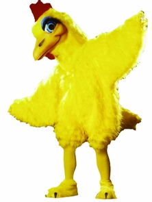 Clara Cluck As Pictured Costume