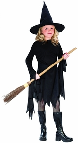 Classic Witch Child Med 8-10 Costume