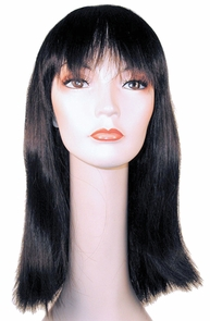 Deluxe Long Cleo Wig Costume