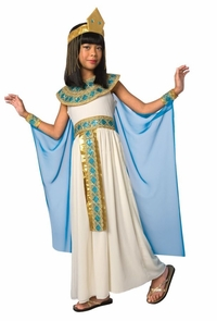 Cleopatra Child Large Costume