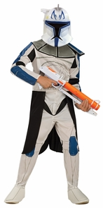 Clonetrooper Com Rex Child Lar Costume