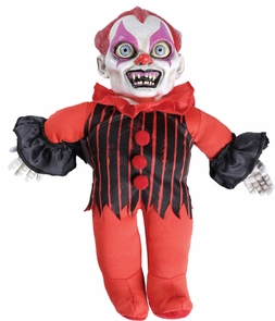 Clown Haunted Doll Costume
