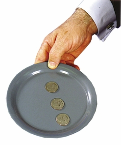 Coin Tray Costume