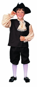 Boy's Colonial Costume