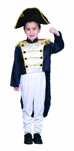 Colonial General Md 8 To 10 Costume