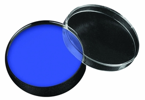 Color Cup Carded Blue Costume