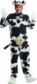 Comical Cow Costume Costume