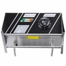 Home Commercial Quality Stainless Steel Electric Countertop Deep Fryer
