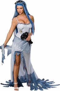 Corpse Bride Sexy Small Costume