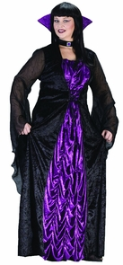 Countess Of Darkness Plus Size Costume