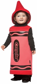 Crayola Infnt Red 18-24 Months Costume