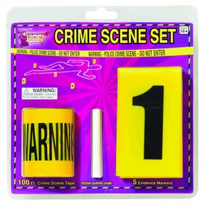 Crime Scene Set Costume