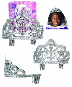 Crown Princess Silver Costume