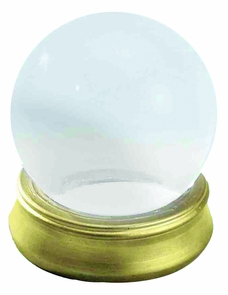 Crystal Ball With Standard Costume