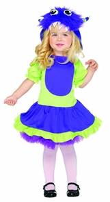 Cuddle Monster Todd Xsm(2t-3t) Costume