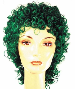 Deluxe Curly Clown Wig Costume