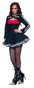 Curves Small Costume