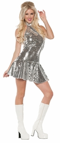 Dance Fever Adult Small Costume