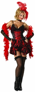 Dance Hall Darling Medium Costume