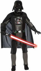 Boy's Deluxe Darth Vader Costume - Star Wars Classic Costume