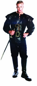 Defender Bn One Size Costume