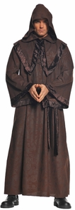 Men's Deluxe Monk Robe Costume