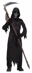 Demon Of Doom Child 8-10 Costume