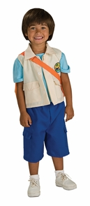 Diego Deluxe Child Small Costume