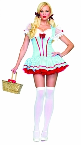 Diva Dorothy Small/medium Costume