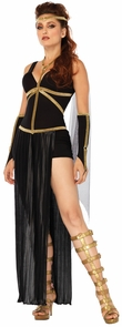 Divine Dark Goddess Adult 3 Pc Costume