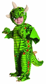 Dragon Toddler Large 2t-4t Costume