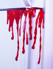 Drips Of Blood Costume