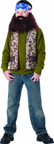 Boy's Willie Costume - Duck Dynasty Costume