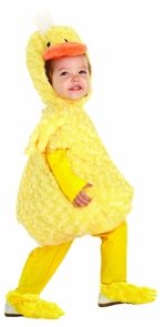 Duck Toddler 2-4 Costume