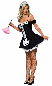 Dust Bunny Adult Md Costume