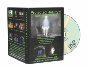 Dvd Projected Reality Vol 2 Costume