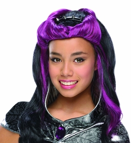 Eah Raven Queen Child Wig Costume