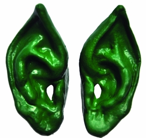 Ears Demon Green Costume