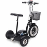 Electric 3 Wheel Scooter Transport Vehicle Presidential 36v