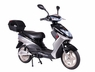 GO GREEN With Sit Down Electric Motorized Motorcycle Moped Bicycle Scooter W/Brushless Motor - FULLY LEGAL IN ALL 50 STATES!