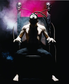 Electric Chair Costume