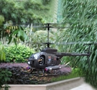 Electric RC Huey Defender Helicopter W/Gyro (Darkhawk)