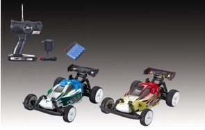 Electric Remote Control Monster RC Truck Buggy W/Full Suspension