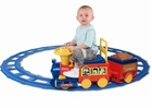 Battery Powered Ride On Train For Children Talks W/19 Foot Track